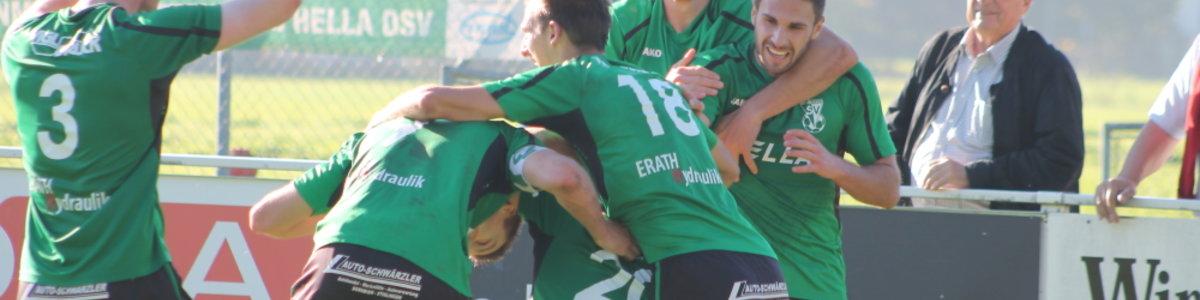 11. Runde/ Dornbirner SV: SC Göfis