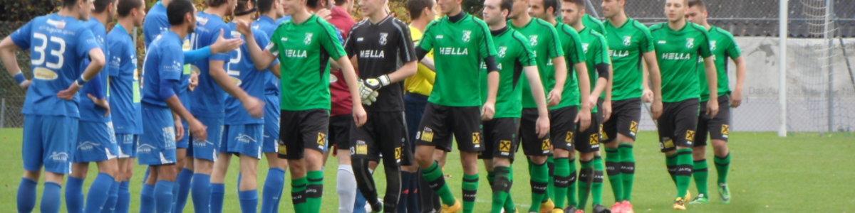 12: Runde / SV Lochau:Dornbirner SV